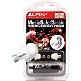 Alpine MusicSafe PartyPlug Ear Plugs Music MusicSafe Classic White