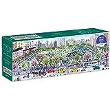 Michael Storrings Cityscape 1000 Piece Panoramic Puzzle