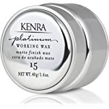 Kenra Platinum Working Wax #15, 1.4-Ounce