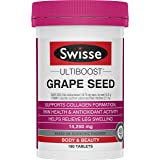 Swisse Ultiboost Grape Seed 14250 Mg, 180 Tablets