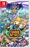 Snack World The Dungeon Crawl - Gold(輸入版:北米)- Switch