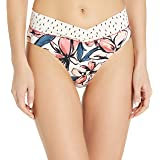 Anne Cole Studio Women's High Waist Banded Bikini Swim Bottom