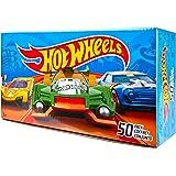 Hot Wheels Car Case Pack, 50 Pieces
