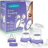 Lansinoh Extra Breast Pumping Set, BPA Free and BPS Free