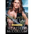 The Highlander's Pirate Lass (The Brothers of Wolf Isle Book 2)