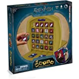 Winning Moves Harry Potter Top Trumps Match Board Game