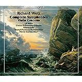 Richard Wetz: Complete Symphonies/Violin Concerto