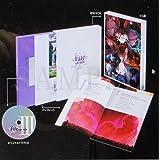 【チラシ付き、映画パンフレット】劇場版 Fate/stay night [Heaven's Feel] III. spring song ドラマCD付き豪華版
