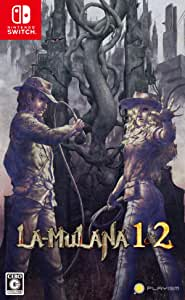 LA-MULANA 1&2(ラ・ムラーナ1&2)