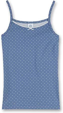 インナーシャツ・ガールズ 用の下着 ・有名なドイツのブランド「Sanetta」・オーガニックコットン・サイズ140