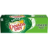 Canada Dry Ginger Ale 355ml cans (Pack of 12)