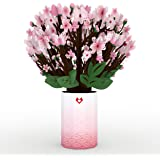 Lovepop Cherry Blossom Bouquet - Pop Up Flowers, Valentine's Day Card, Birthday Pop Up Card, Anniversary Card, Card for Wife,