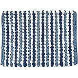 DII Ultra Soft Chunky Chenille Microfiber Memory Foam Spa Bath Rug, Luxury & Absorbent, Place Near Vanity, Bath Tub or Shower