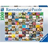 Ravensburger 99 Bicycles and More 1500 Pieces Jigsaw Puzzle