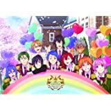 "【Amazon.co.jp限定】KING OF PRISM ALL SERIES Blu-ray Disc ""Dream Goes On!""(2作品連動購入特典:(1)メーカー特典:「KING OF PRISM ラジオCD ""Secret Rose"