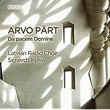 DA PACEM DOMINE-主よ、平和を与えたまえ ~アルヴォ・ペルト:宗教曲集