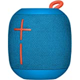 Ultimate Ears Wonderboom Portable Wireless Bluetooth Speaker, Thundering Bass, 360 Sound, Waterproof, Connect Two Speakers fo