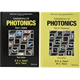 Fundamentals of Photonics, 2 Volume Set (Wiley Series in Pure and Applied Optics)