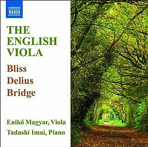 イギリスのヴィオラ作品集