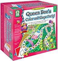 Key Education Publishing Queen Bee's Color and Shape Party