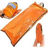 ビヴィ 非常用寝袋 90%の体熱を保つ 防水 防風 保温に役立つ ヒートシート
