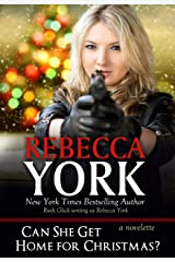 Can She Get Home for Christmas? (Decorah Security Series, Book #18): A Paranormal Romantic Suspense Novella Kindle Edition