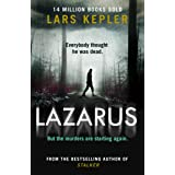 Lazarus: The most chilling and terrifying serial killer crime thriller of 2020 from the No. 1 international bestselling autho