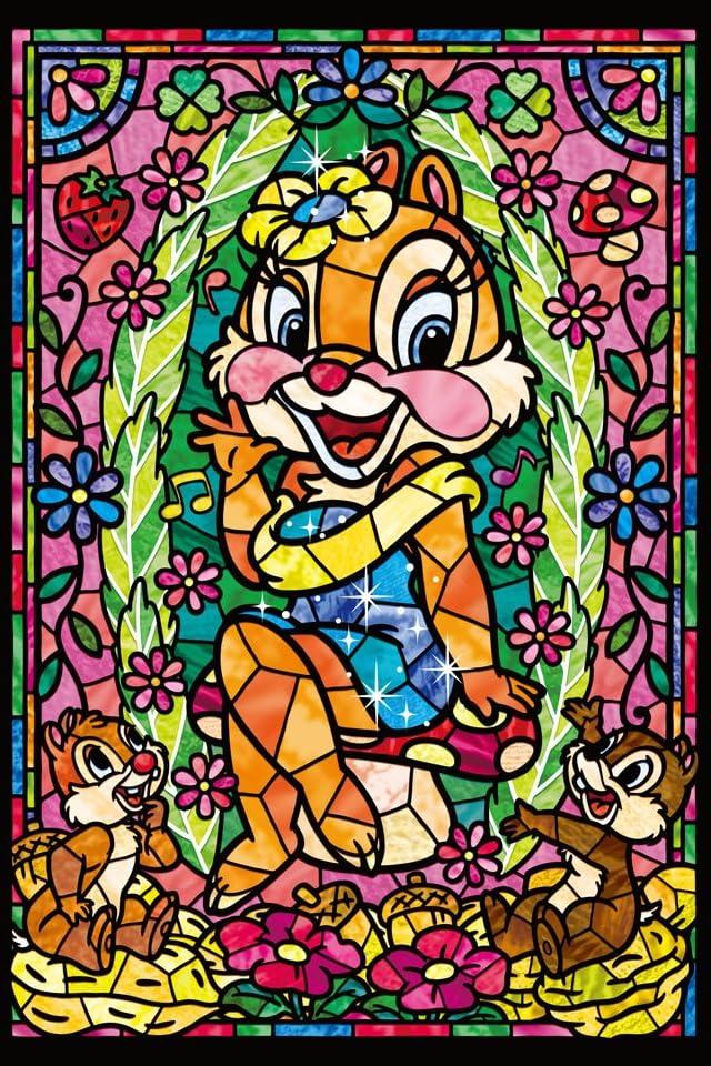 ディズニー チップ&デール クラリス iPhone(640×960)壁紙 画像44435 スマポ