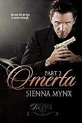 Omerta: Book Two (Battaglia Mafia Series 9) Kindle Edition