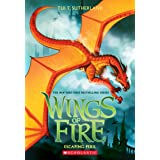 Wings of Fire: #8 Escaping Peril