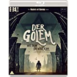 Der Golem - The Masters of Cinema Series [Region B] [Blu-ray]