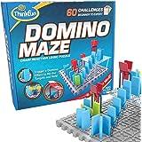 ThinkFun 44001012 Domino Maze Maze Games