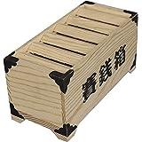 500円玉貯金箱 貯金箱 おもしろ 賽銭箱 箱 募金箱 お土産 日本 運気向上 小型 15*7*8cm