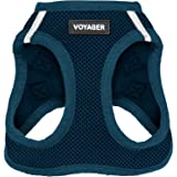 Best Pet Supplies, Inc. Voyager Step-in Air Dog Harness - All Weather Mesh, Step in Vest Harness for Small and Medium Dogs -