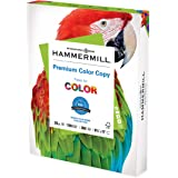 Hammermill Printer Paper, Premium Color 28 lb Copy Paper, 8.5 x 11 - 1 Pack (300 Sheets) - 100 Bright, Made in the USA, 10270
