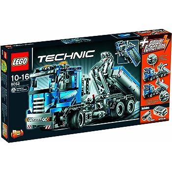 レゴ (LEGO) テクニック コンテナトラック 8052