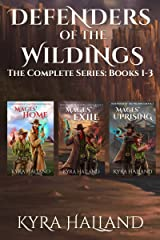 Defenders of the Wildings: The Complete Series: Books 1-3 Kindle Edition