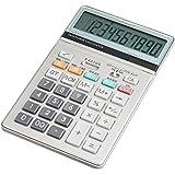シャープ デザイン電卓 グラストップ調 EL-N731-X ナイスサイズ
