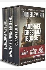 Michael Gresham Box Set Books 1-3: 3 Legal Thrillers (Michael Gresham Box Sets Book 1) Kindle Edition
