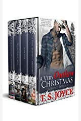 Outlaw Shifters Holiday Bundle (T. S. Joyce Holiday Bundle Book 1) Kindle Edition
