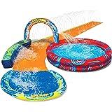 Cyclone Splash Park, Multicolor