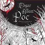 Edgar Allan Poe: An Adult Coloring Book: An Adult Coloring Book