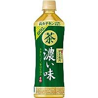 サントリー 緑茶 伊右衛門 濃い味 600ml ×24本
