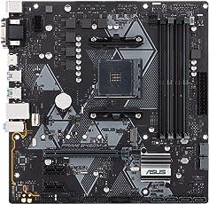 ASUS AMD B450搭載Ryzen2 Aura Sync RGBヘッダー Gen 2 AM4 mATXマザーボード PRIME B450M-A【uATX】