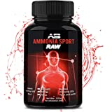 Athletic Smelling Salts - RAW - 100's of Uses Per Bottle - Strongest Smelling Salt for Athletes - Ammonia Inhalant Long Lasti