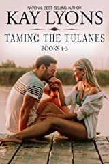 Taming the Tulanes Box Set : Books 1-3 Kindle Edition