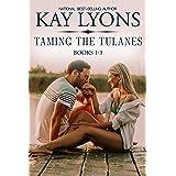 Taming the Tulanes Box Set : Books 1-3
