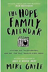 The Hope Family Calendar Kindle Edition