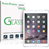 amFilm Screen Protector for iPad 9.7 Inch (5th and 6th Gen), iPad Pro 9.7, iPad Air 2, iPad Air - Case Friendly Tempered Glas