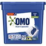 Omo Laundry Liquid Dual Capsules Front & Top Loader Active 30 Pack (Packaging May Vary)